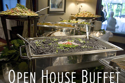Open House Buffet