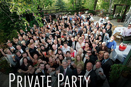 Private Party Photos